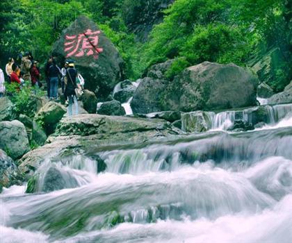 太湖源风景区门票